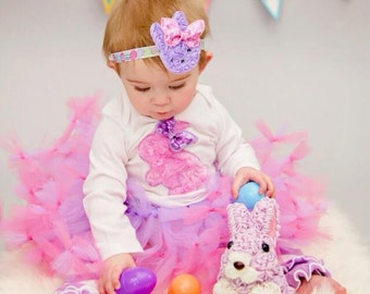 Girls Easter dress Baby Easter dress Baby girl Easter by SewsnBows