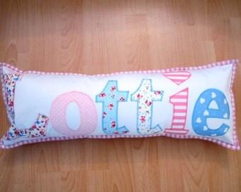 Girl's Name Cushion