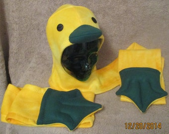 Yellow Duck Scoodie