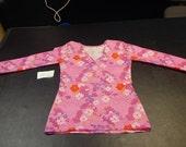 PRE-ORDER: Kaylee Frye Screen Accurate Flowery Firefly Shirt