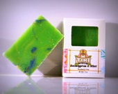 Eucalyptus and Mint Essential Oil Soap
