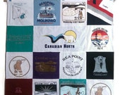 T-Shirt Quilt, Custom Quilt, Personalized Quilt, Made to Order