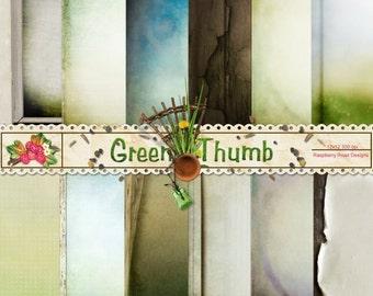Green Thumb Paper Set