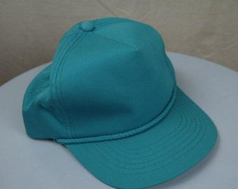 Vintage Plain Hat