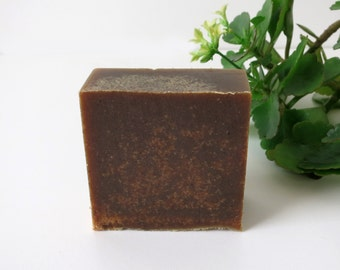 Three Ultimate dark hair Henna shampoo soap, all natural with silk amino acid