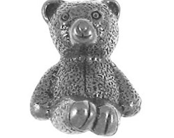 Teddy Bear Lapel Pin - CC114