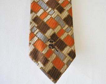 vintage Countess Mara necktie