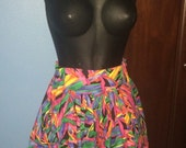 RETRO 80's Coolots in Tropical Print