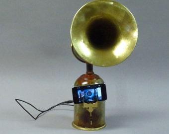 Gramophone Speaker for your Music