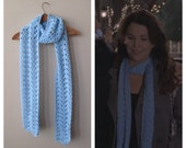 "Gilmore Girls ""Knit People Knit"" Scarf"