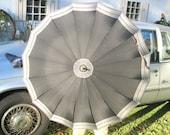 Vintage umbrella parasol