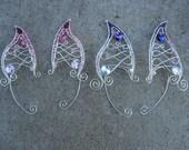 Pair of Custom Ombre Royal Fairy Ears