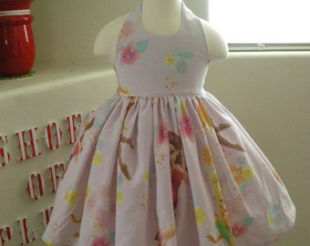 SALE  Disney Tinkerbell party dress Sz4T SALE