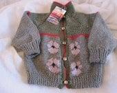 Children's European Style Sweater