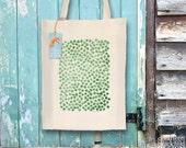 Woodland Trees Fair Trade Tote Bag, Reusable Shopper Bag, Cotton Tote, Shopping Bag, Eco Tote Bag