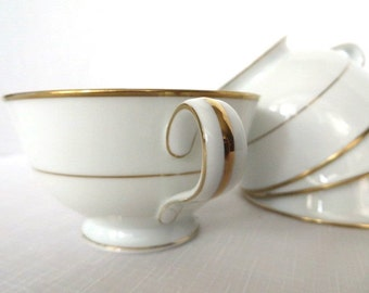 Cottage Chic China Teacups An Elegant Addition to Your Mismatched China Set