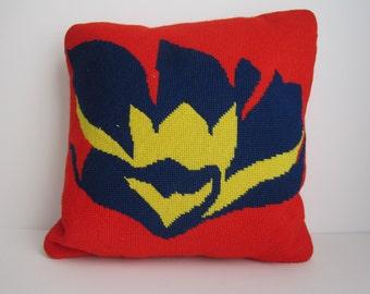 1960's Mod Pillow