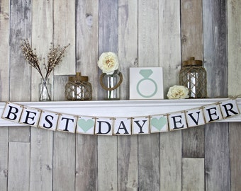 Rustic Best Day Ever, Best Day Ever Sign, Rustic Best Day Sign, Rustic Wedding Booth Banner, Rustic Photo Booth Banner, Rustic Photo Booth