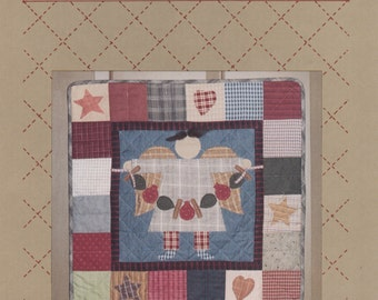 Pattern for Angel Wall Hanging