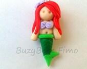 Mermaid charm