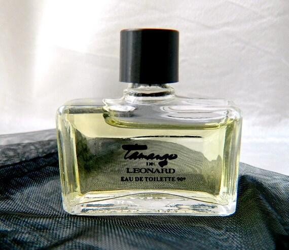 Vintage Tamango By Leonard Paris Perfume Eau De Toilette Mini