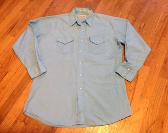 Corral West Ranchwear Shirt, Large