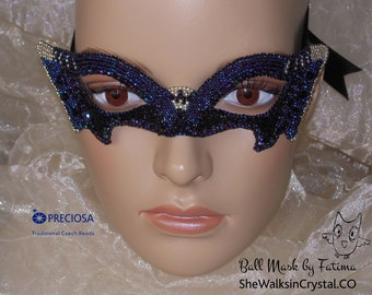 25% OFF Masquerade Ball Mask one of a kind. Really!