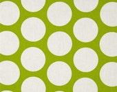 """Green Pillow Cover.Green Dots Pillow.Green Dots 16"""",17"""",18"""",20"""" 24"""" 26"""", Lumbar Pillow or Euro Sham"""