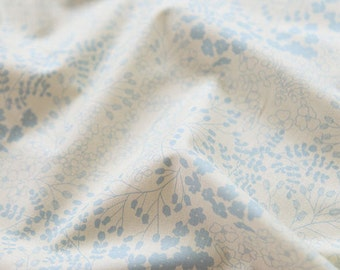 Flower Cotton Fabric - By the Yard 58343