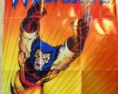 Wolverine SNES Poster