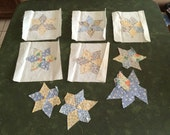Star Quilt Squares for use with Quilt Making