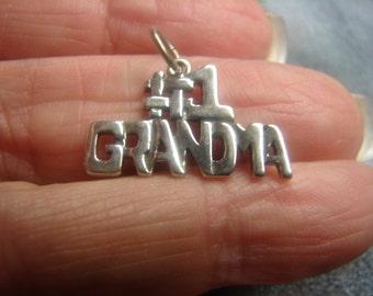 Hash Tag One Grandma Pendant 902.
