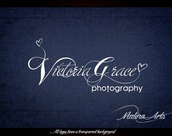 Premade Photography Logo - Watermark - Logo Design - Small Business Logo BUY 2 and GET 1 FREE!!!