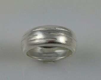 wheel ring  Sterling Silver Ring handmade ring  Band ring circle ring Jewelry  Handmade