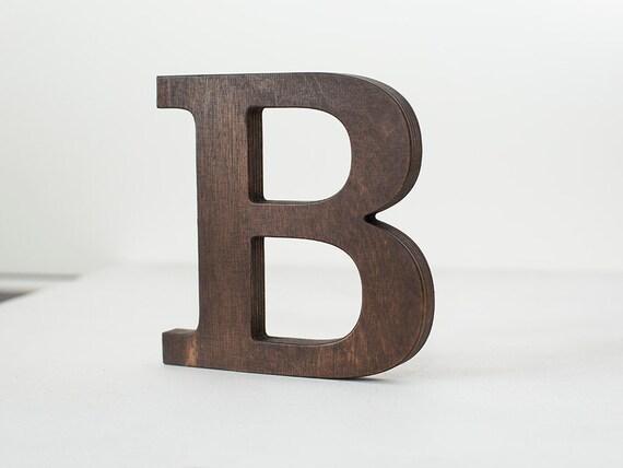 b alphabet wooden letters 8 9 inch vintage decorative letter With 9 inch wooden letters