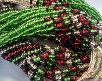 Elegant Holiday Necklace