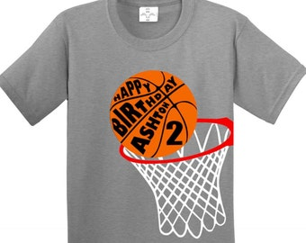 Sports Birthday Party, Sports Birthday Shirt, Sports Party, Basketball Birthday Shirt