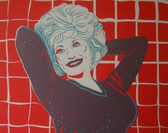 Dolly Parton PRINT