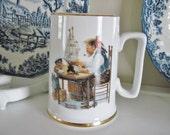 "Norman Rockwell Mug ""For A Good Boy"" Norman Rockwell Museum Stockbridge, Massachusetts"