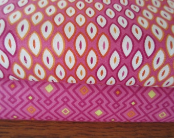 Fabric Bundle of 2 Cuzco Fabrics by Kate Spain for Moda 2 yards total