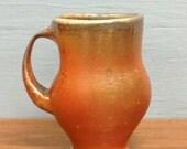 wood fired mug #1