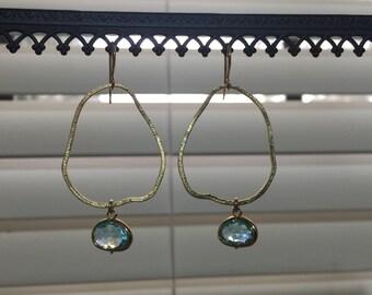 Fancy Drop Earrings