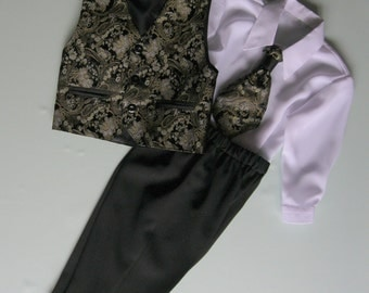 Popular Items For Boys Wedding Suits On Etsy