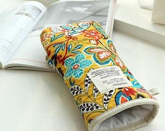 Free Shipping : Cozymom Handmade Flower Oven Glove,Kitchen Gloves ,Modern Oven Mitt, Quilted Oven Glove