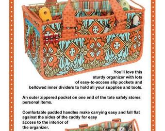 Catch All Caddy PBA225 by Annie Pattern