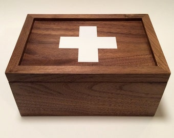 Walnut First Aid Kit