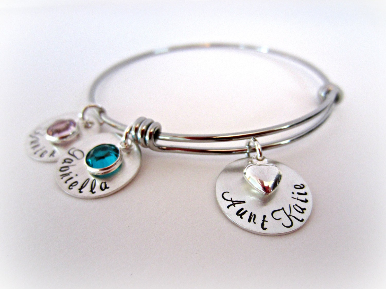charm bracelet personalized alex and ani by
