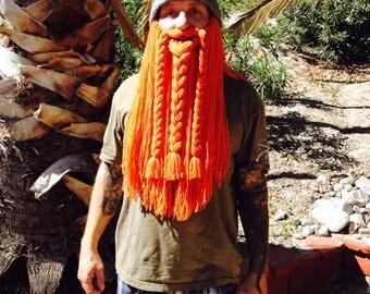 Viking  Beard and Beanie