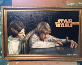 Luke and Leia (Nothing You Could Have Done)