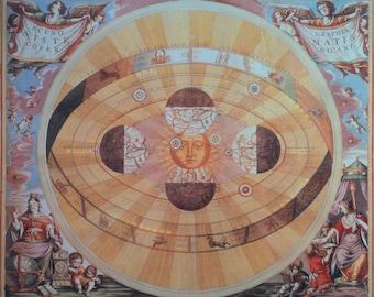 Antique prints, Constellation print, Star map, Zodiac print, Constellation, Constellation map, Zodiac, 232